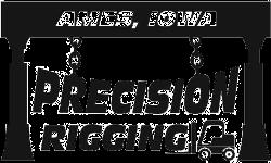 Precisions Rigging Logo